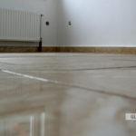 Łączenie podłóg - drewno i hiszpańska płytka gresowa