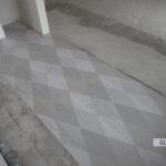 Gres podłogowy, fuga 1mm